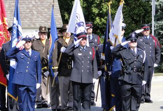 Sturgeon Bay Police Department Honor Guard