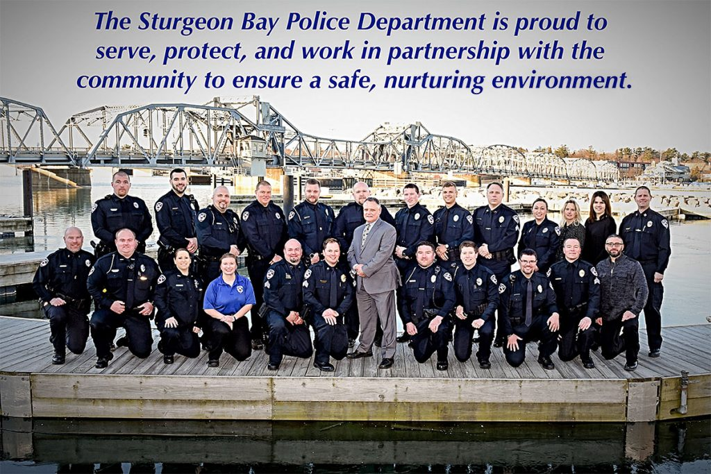 Sturgeon Bay Police Department Staff